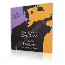 CANVAS (Rolled) Justin Bieber Never Say Never Alonline Designs Paintings