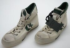 CONVERSE ALL STAR MAN SNEAKER SHOES CREAM AND GREEN CANVAS CODE 114265