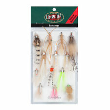 Umpqua Bahamas Fly Fishing Deluxe and Guide Fly Selections Assortments