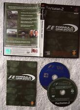 40987 Formula One 2001 - Sony Playstation 2 (2001) SCES 50004