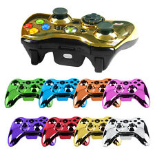 Wireless Controller Shell Case Bumper Thumbsticks Buttons Game for Xbox 360 AL