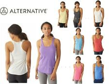 Size S - XL Alternative - Ladies' Meegs Eco-Jersey Racerback Tank - 1927e1