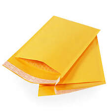 100-500 Kraft Bubble Mailers Padded Envelopes Bags 7.1''x9.3''