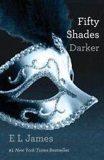 Fifty Shades of Grey: Fifty Shades Darker Bk. 2 by E. L. James (2012, Paperback)