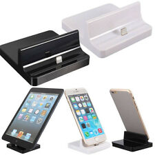 Charging Dock Stand Charger Station Cradle For iPhone 4/5/6/6 Plus/iPad/air/Min