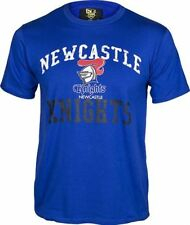 Newcastle Knights NRL Supporter T-Shirt Tee BNWT Mens Rugby League Clothing