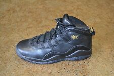 Air Jordan 10 NYC Retro Youth GS 100% Authentic Free Shipping