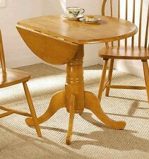 Brand New drop leaf dining table & two chairs set  (choice of 3 colours)