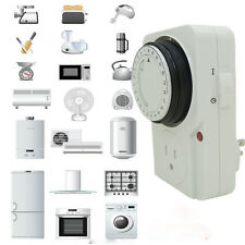 Timer Switch Time Control Mechanical Timer Socket UK/US/EU Plug Timing switch
