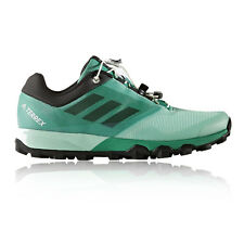 Adidas Terrex Trailmaker Womens Green Trail Running Sports Shoes Trainers Pumps