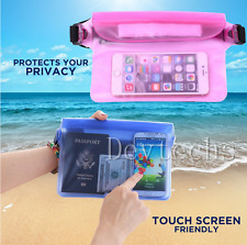 Waterproof Bag Underwater Waist Pouch Dry Case for iPhone 7 Samsung S7 US Stock