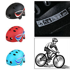 GUB Cycle Matte Black Downhill Mountain Bike MTB BMX Bicycle Helmet Kids Adult