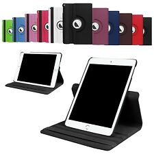 360 Degree Rotating Stand Cover Case Sleep/Wake for Apple New iPad 9.7 inch 2017