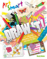 Drawing Book - Making Book -  ART SMART - DRAW IT! - NEW