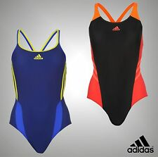 Ladies Genuine Adidas Stylish Pool Infinitex Swimming Costume Swimwear Size 6-16