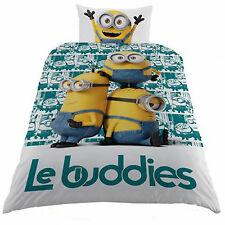 Animated Characters Single Bed Set Duvet Cover Pillow Case Bedding Quilt Cover