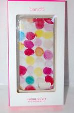 Band.do Bando Colourful Paint Smudges Case Cover for iPhone 5/5s/5c