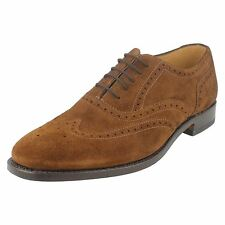 Loake Mens Classic Brogue Shoes 202Ds