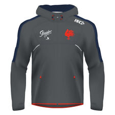 Sydney Roosters 2017 NRL Mens Workout Hoodie BNWT Rugby League Hooded Clothing