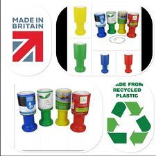 Charity Fundraising Collection Boxes. Pack of 5