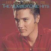 The Number One Hits by Elvis Presley (CD, 1987, RCA)