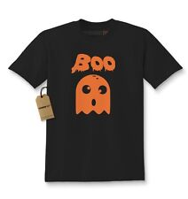 BOO Funny Ghost Halloween Kids T-shirt