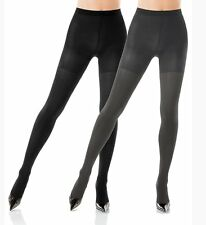 SPANX 005B Tight-End Tights Reversible
