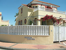 Costa Blanca, - Holiday Villa with Private Pool for Rent - September 2018