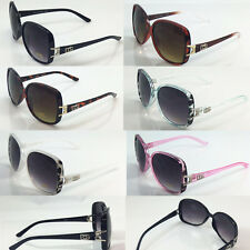 New DG Retro Vintage For Womens Designer Sunglasses Fashion Shades Square Large