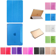 Smart Magnetic Leather Stand Case Back Cover for iPad 2/3/4 Air Air2