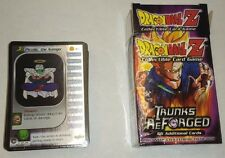 1 Dragonball Z Trunks Reforged Theme Deck with Piccolo MPs total 66 Cards