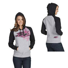 HOLDEN RACING TEAM HRT LADIES ROCKSTAR HOODIE V8 SUPERCARS SIZES 8 & 10 ONLY