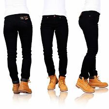 Ladies Jeans Trousers Skinny Slim Fit Normal Band Skinny Jeans Stretch Denim