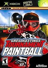 Greg Hastings' Tournament Paintball - Xbox Activision Inc. Video Game