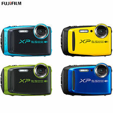 "Fujifilm FinePix XP120 3"" LCD 16.4MP 1/2.3 inch BSI-CMOS Sensor Digital Camera"