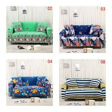Non-slip Furniture Sofa Stretch 1 2 3 4 Seater Cover Protector Couch Slipcover G