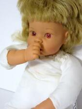 "Original 2000 LEE MIDDLETON Reborn DOLL Reva Schick 18"" Blonde Hair Cloth Body"