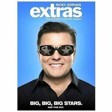 Extras - The Complete Second Season (DVD, 2007, 2-Disc Set)