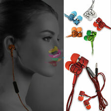 Hot -ZH98 Stereo 3.5mm in-Ear Earphone Earbuds Headphone With Mic Headset