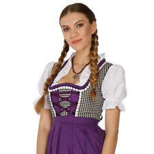 1338 - 3 pc Dirndl Dress Trachten Oktoberfest 4,6,8,10,12,14,16,18,20,22