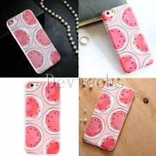 Soft TPU Silicone Cute Watermelon Protection Cover Case For iPhone 6 6S/ 6 Plus