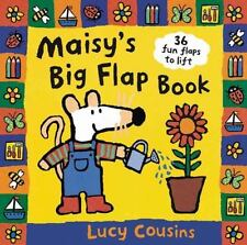 Maisy's Big Flap Book Cousins, Lucy Board book