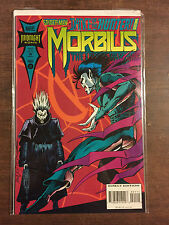 Morbius The Living Vampire #21 VF to NM, Closer to NM  (1992 Marvel Series)