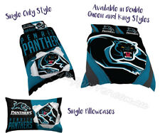 Penrith Panthers 2018 NRL Quilt Cover Set - Single Double Queen King