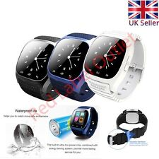 M26 Bluetooth Smart Wrist Watch Phone Mate For Android & IOS Devices