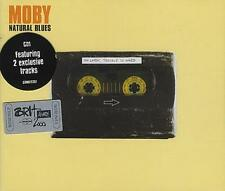 "Moby CD single (CD5 / 5"") Natural Blues - CD1 UK CDMUTE251 MUTE"