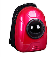 Cat Pet Backpack Puppy Carrier Dog Shoulder Crate Travel Tote Space Capsule
