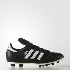Adidas Copa Mundial Cleats (015110) Made in Germany Black Leather size 12US