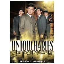 Untouchables - The Complete Second Season Volume Two (DVD, 2008)