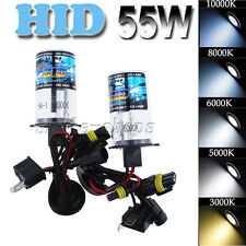 35W/55W HID Xenon Headlight Conversion Light Bulbs H1 H3 H7 H11 9005 9006